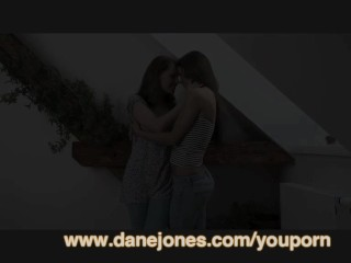 DaneJones Licking her ass, making her come