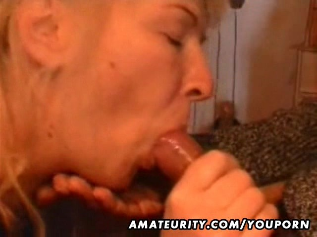Mature Blowjob Cum Mouth Hd