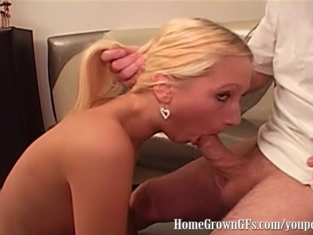 Hot Young Blonde Masturbating