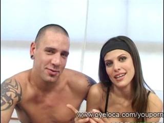 Hot Sexy Latina Lola Del Valle Threesome Fucked...