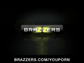Sexy slutty brunette pornstar Breannae Benson fucked by hard dick