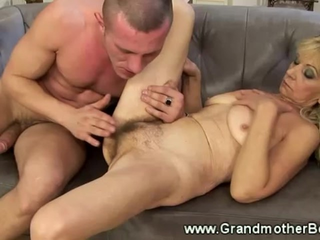 Milf Creampied Young Cock