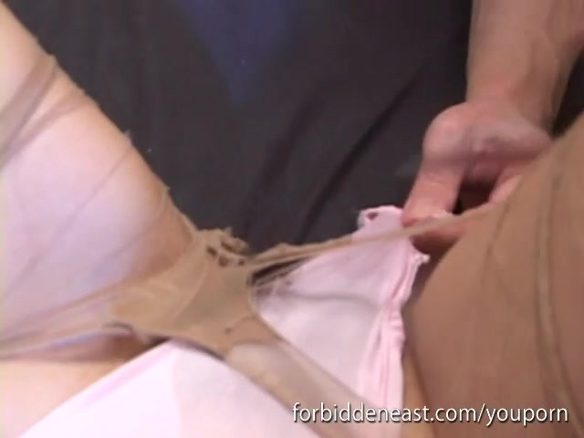 Bizarre And Weird Japanese Pantyhose And Shoe Fetish Sex -4783