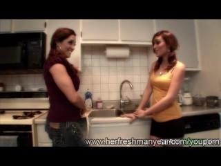 Hot Brunettes Lesbian Latina Melanie Rios And Francesca Le main image
