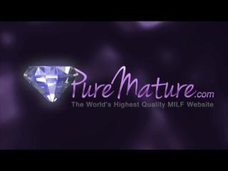 PureMature Milf Veronica Avluv Fucks with Amazing Big Tits