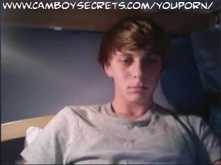 cam boy getting naked and jerks off