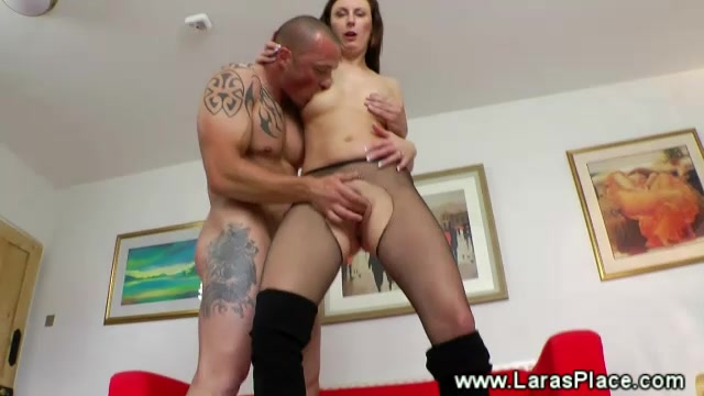 My mature wife getting pounded
