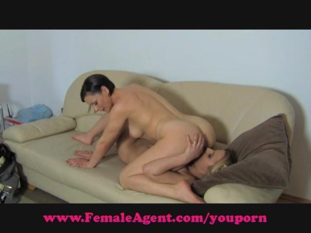 Female Agent Lesbian Orgasm
