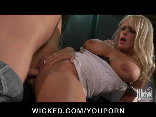 Christy Canyon Tit Fuck
