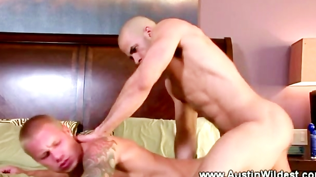 Gay Muscle Fuck Ass