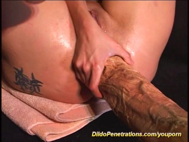 Huge Monster Dildo Anal