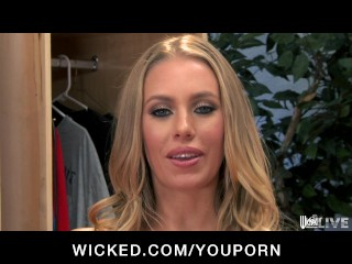 Wicked LIVE 10 Gym Class NEXT LIVE SHOW 09-25-12 4pm EST 1pm PST