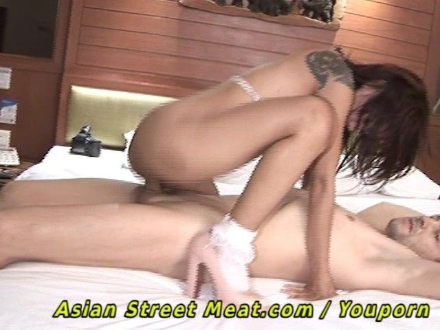 Asian Street Meat Orgasm