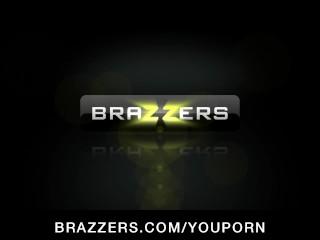 Sexy brunette teen Lizz Tayler fucks the bouncer at a bar