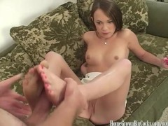 Picture Haley Sweet Nailed By Huge Dick