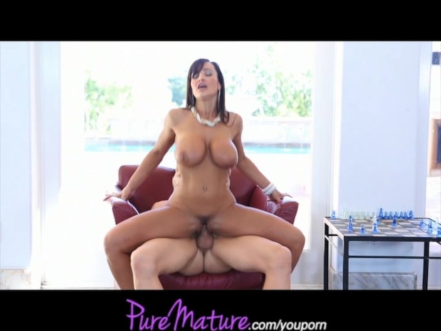 Pure mature lisa ann