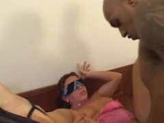Picture Blind folded fuck, increased senses - WOW Pi...
