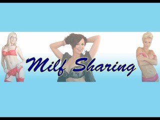 MILF Shares Her Huge Tits