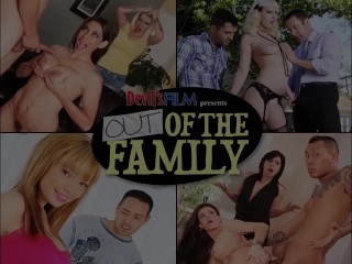 MILF Rayveness and Teen Daughter Kinky Threesome