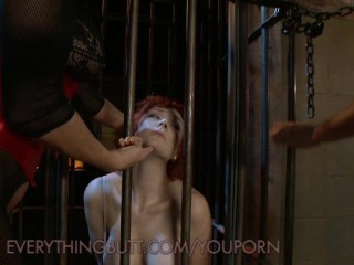 Red Head Anal Whore