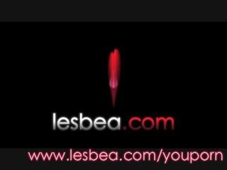 Lesbea Girls go wild with lust