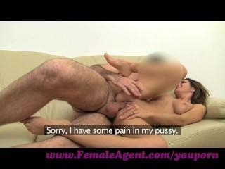 FemaleAgent. Let's share her together