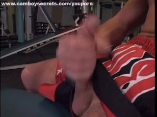 Sexy Stud With A Nice Fat Cock