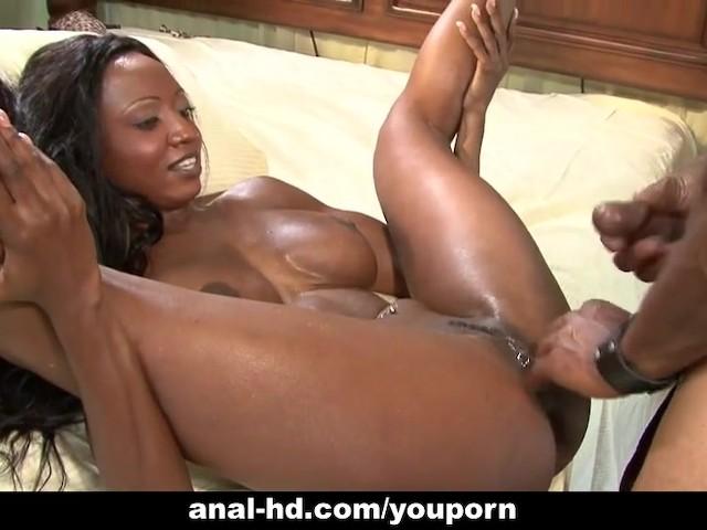 Diamond Jackson anale porno harige zwarte schaamlippen