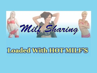 Hubby's A Sissy Watching Hot MILF