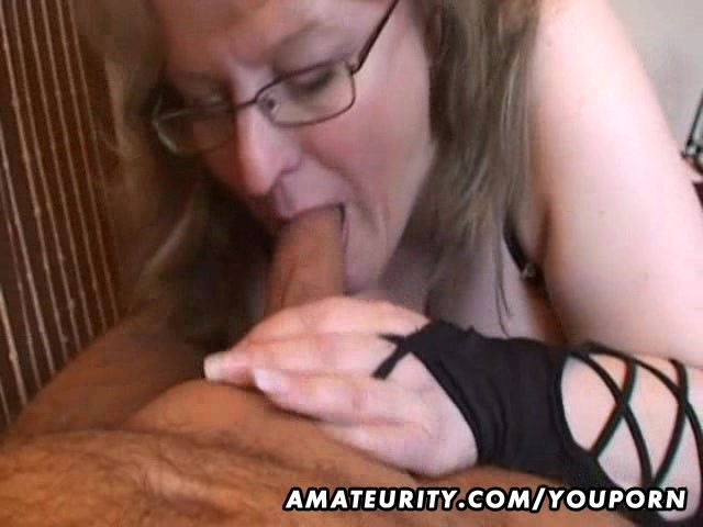 Amateur Wife Blowjob Cum Mouth