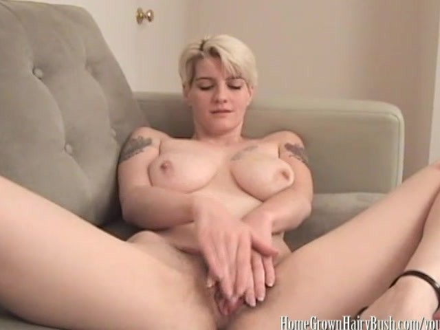 Hairy Pussy Solo Big Tits