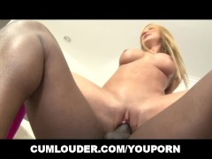 Picture Stunning Blonde Amy Brooke gets fucked by a...