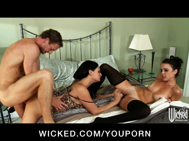 Girl Gets Surprise Cock
