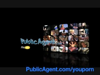 PublicAgent Big nipples Nella gets her tight pussy pounded