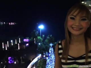 Tattooed Thai Girl gets Creampie
