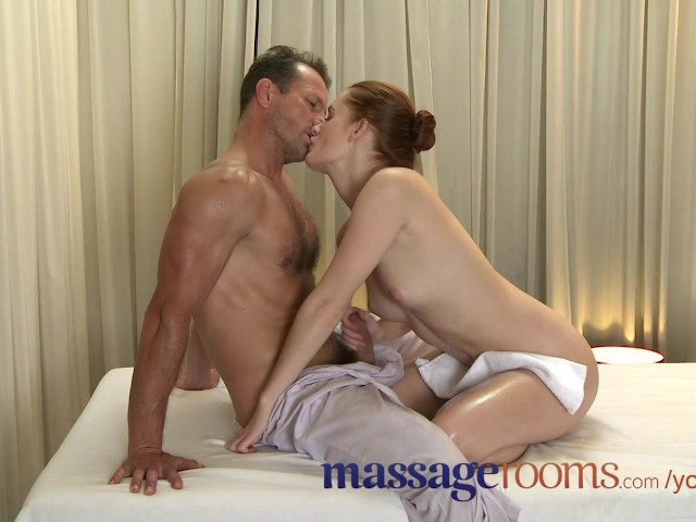 Massage Room George Creampie