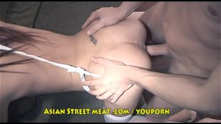 Asian Street Meat XXX  Athlete Babe Services Cock