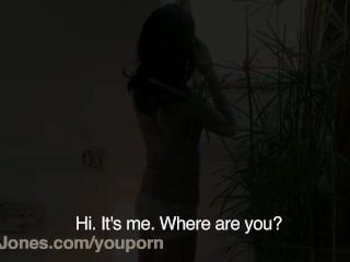 DaneJones HD Student waits for her older lover to fuck her