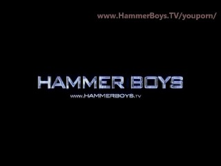 Huge Dick And Balls from Hammerboys