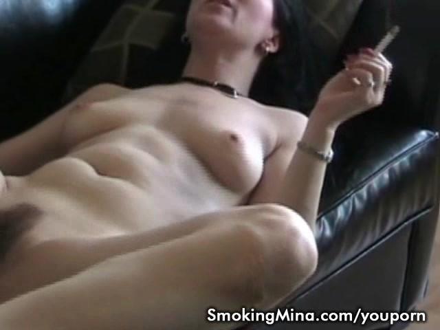 Smoking While Pussy Eaten