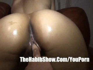 18 year thick Lady queen thick Booty Pussy banged by her king