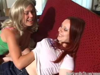 Zoe and Ninas Hot Afternoon of All Girl Fun main image
