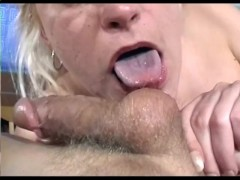 Picture German blonde loves to suck and fuck - Sasch...