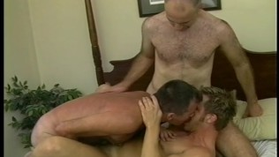 UPS Guys Deliver A Load On His Chest - Iron Horse