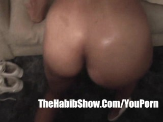 amateur couple caught giving head while EX watches