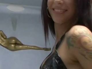 Watch Monica Mattos going hardcore anal only at FoxMagazine