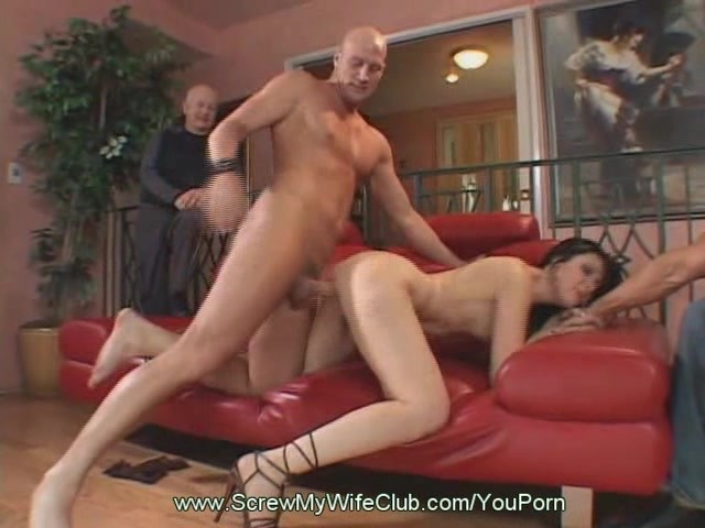 Wife Sister Anal Threesome