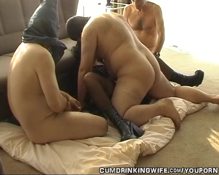 Wife thanks husband for gangbang