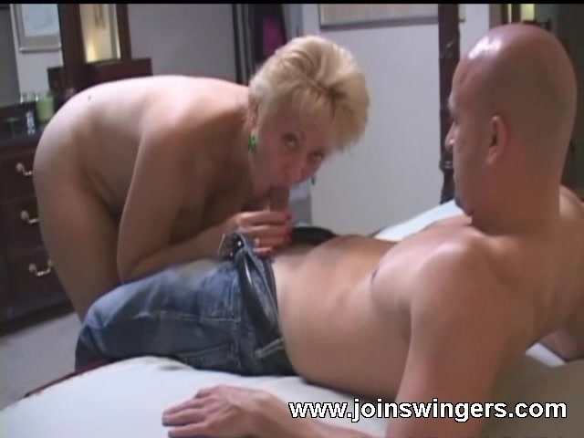 watch porn with a young blonde