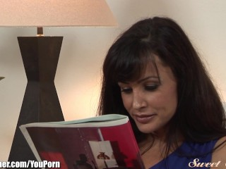 Lisa Ann Fucks Her Daughters Boyfriend